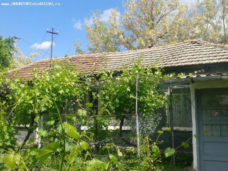 Casa demolabila 12 km de Buzau