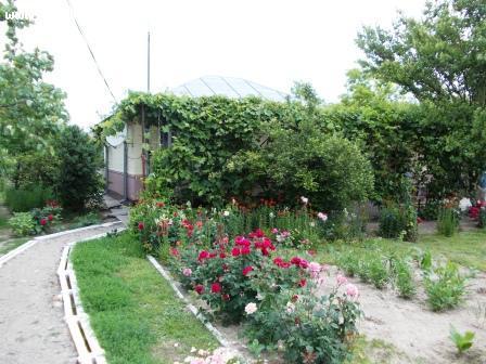 Casa caramida + teren langa Buzau