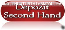 Vand haine second hand import Olanda