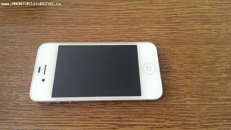 vand iphone 4s alb 16 gb