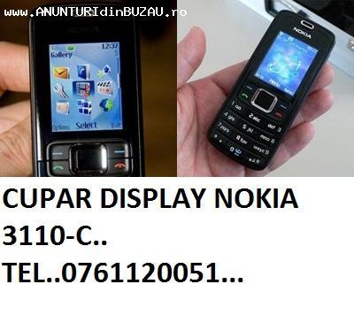 CUMPAR DISPLAY NOKIA 3110-C