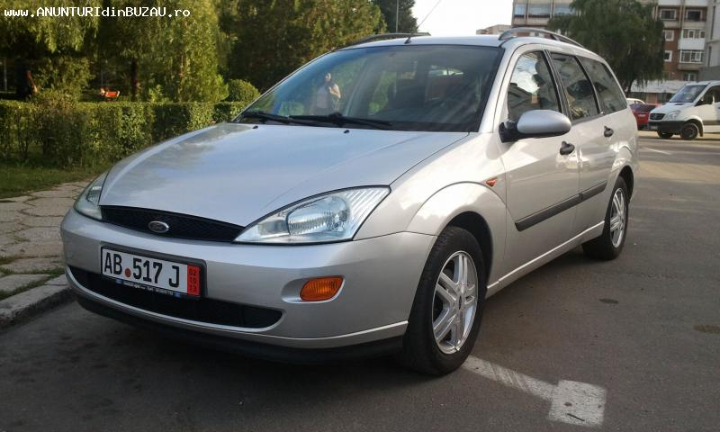 VAND FORD FOCUS 2001