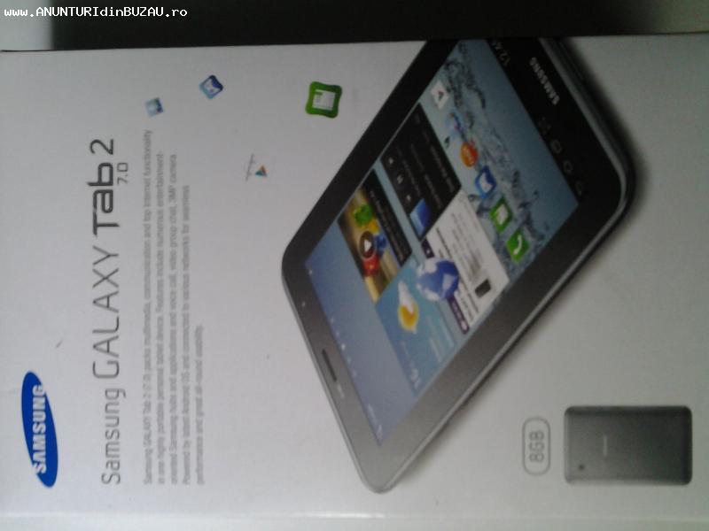 Schimb tableta Samsung Galaxy Tab2/laptop