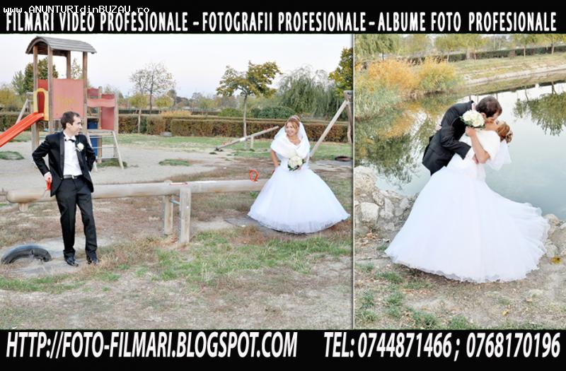 2014 FILMARI HD NUNTI BOTEZ BUZAU, FOTOGRAF NUNTA BUZAU DJ