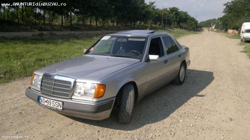 Mercedes W124 f rar