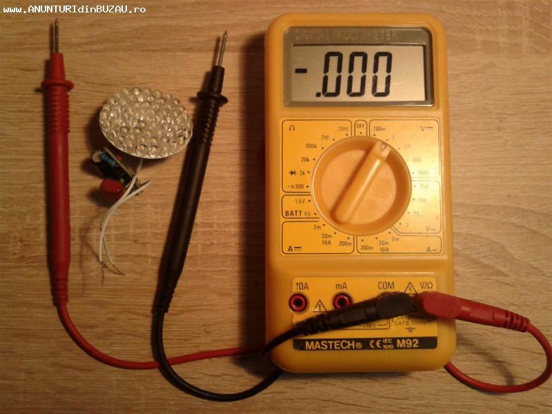 Multimetre digitale
