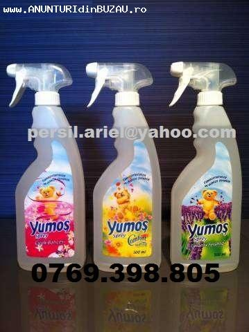 Vand Parfum YUMOS COCOLINO Spray 500ml.