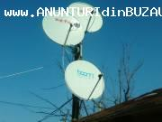 INSTALARI  ANTENE SATELIT ! SI INTERNET 4G
