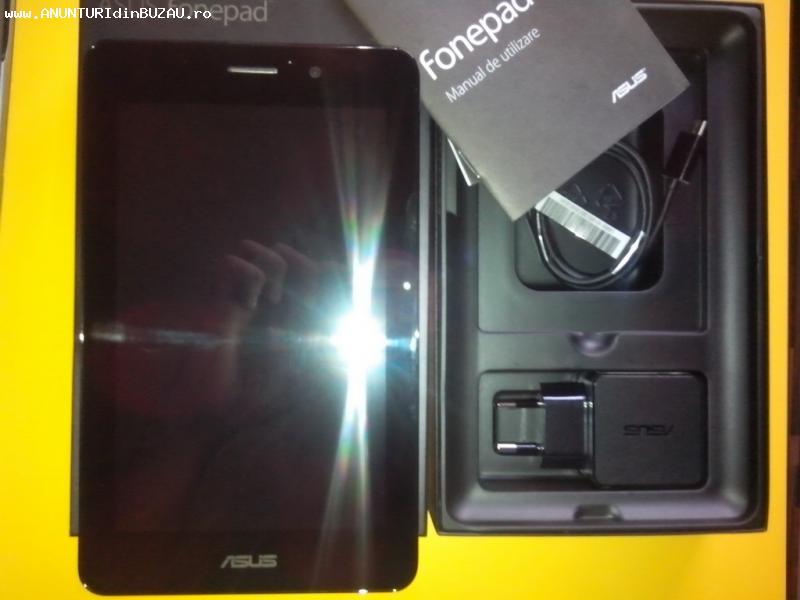 Tableta ASUS FONEPAD z2420 16gb 3g android 4.1 noua