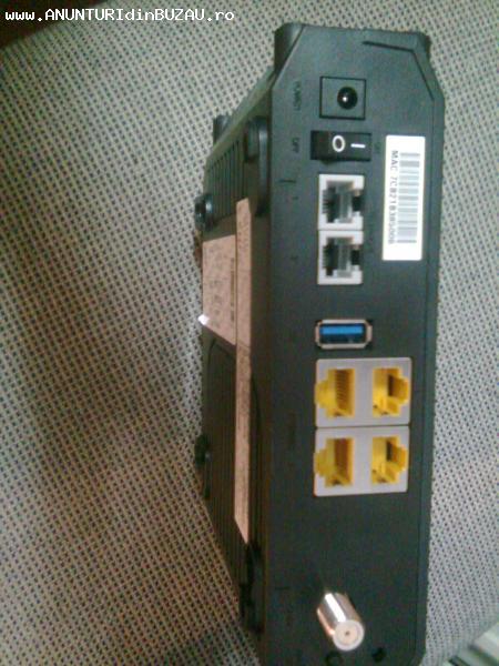 Modem router Fiber Power Cisco EPC 3925