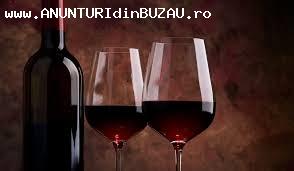 Vand vin rosu netratat