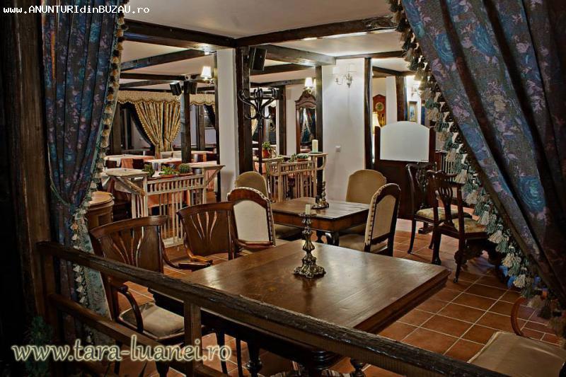 Cazare/inchiriere Pensiune-Restaurant 4 stele plus!