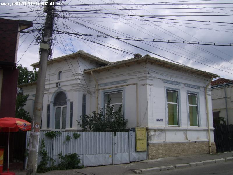 Vand casa - ultracentral oras Buzau