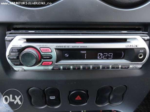 Cd Player(Mp3)auto Sony