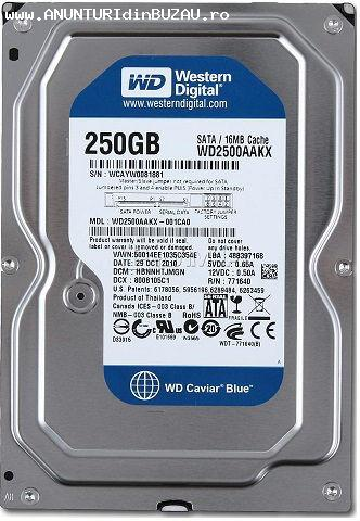 Vand Hard Disk Model Western Digital