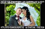 FOTOGRAF, CAMERAMAN, FILMARE FULL HD, NUNTA, BOTEZ BUZAU, DJ