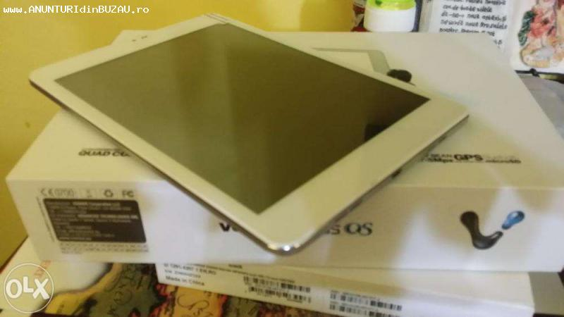 Tableta Vonino Sirius QS 3G quadcore 8' noua