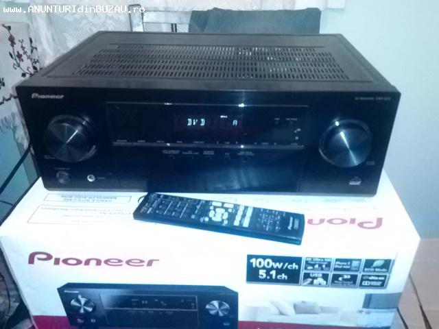VAND RECEIVER PIONEER VSX-323-K 500W,BOXE AUDIO DIBEISI 150W