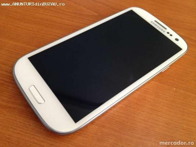 Vand/schimb Samsung galaxy S3 16GB white