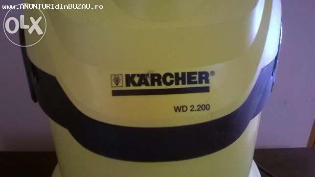 vand aspirator profesional karcher