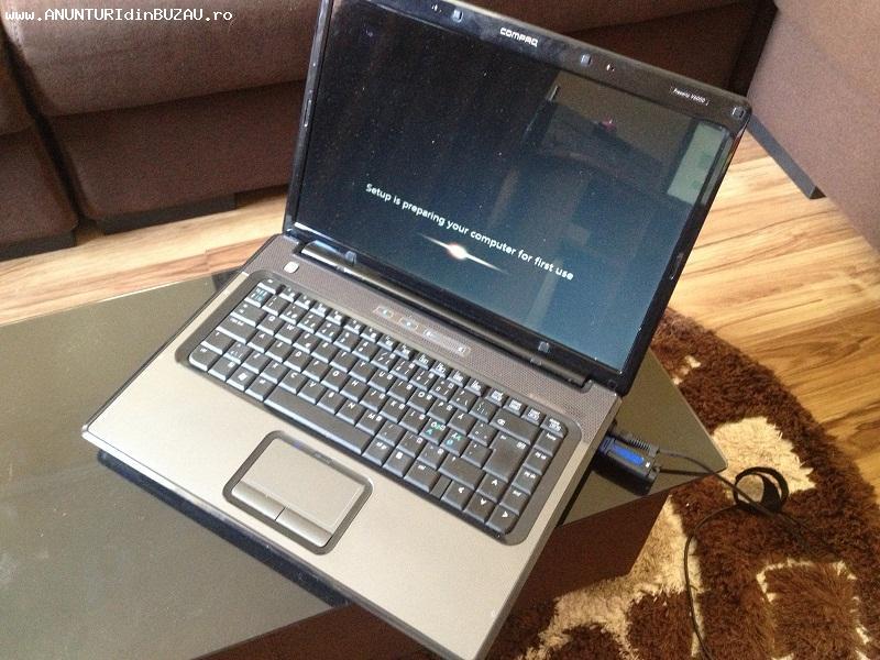 Vand laptop HP dual core impecabil