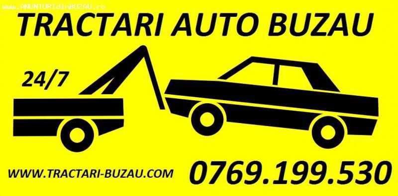 TRACTARI AUTO BUZAU NON STOP