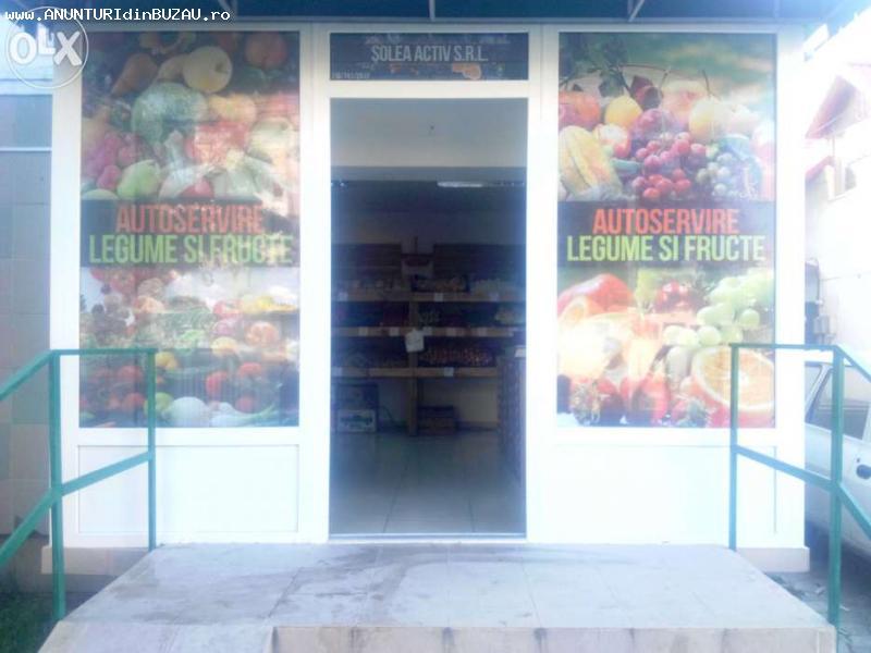 angajez distribuitor marfa legume si fructe