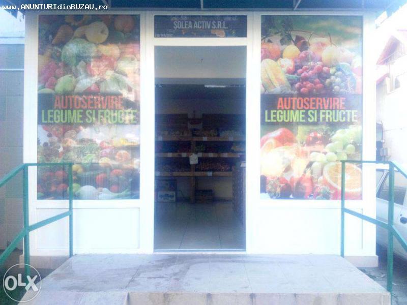 angajez vanzatoare magazin legume si fructe