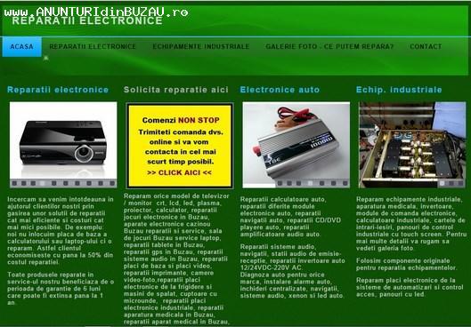 Reparatii electronice si calculatoare