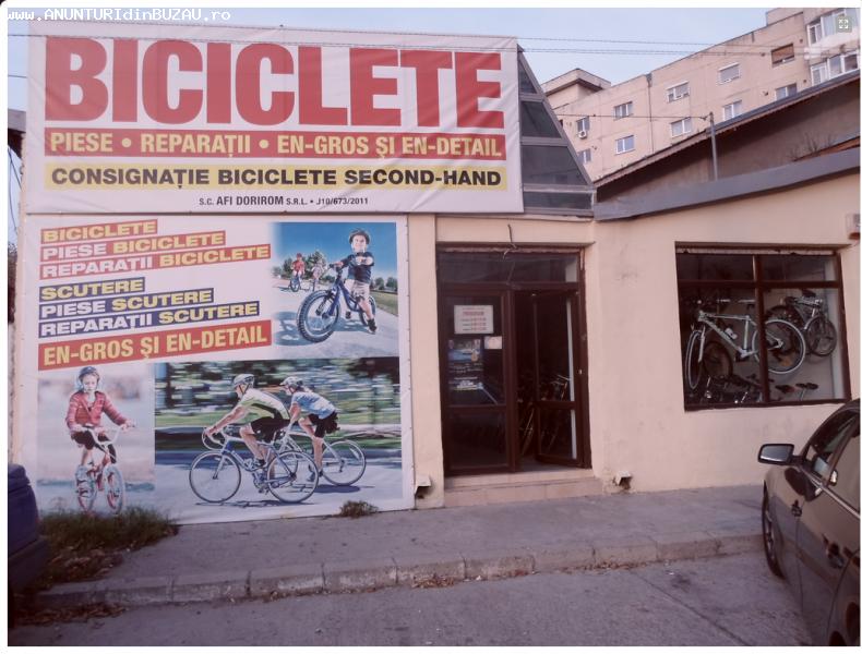Service Biciclete