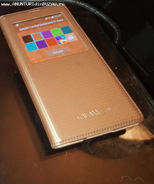 VAND SAMSUNG S5 GOLD ORIGINAL