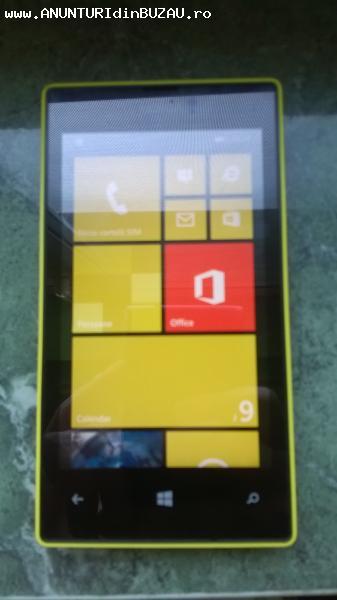 Vand Nokia Lumia 520 Galben