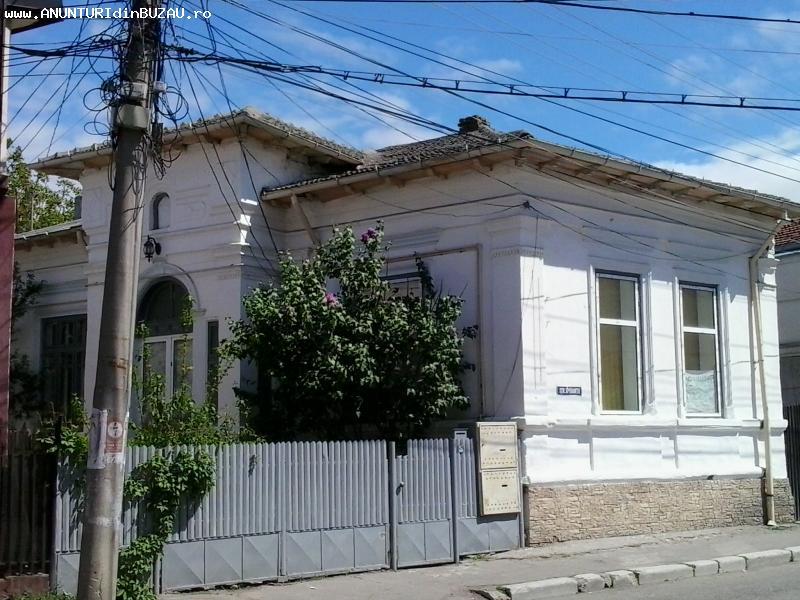 Vanzare casa in oras Buzau, ultracentral
