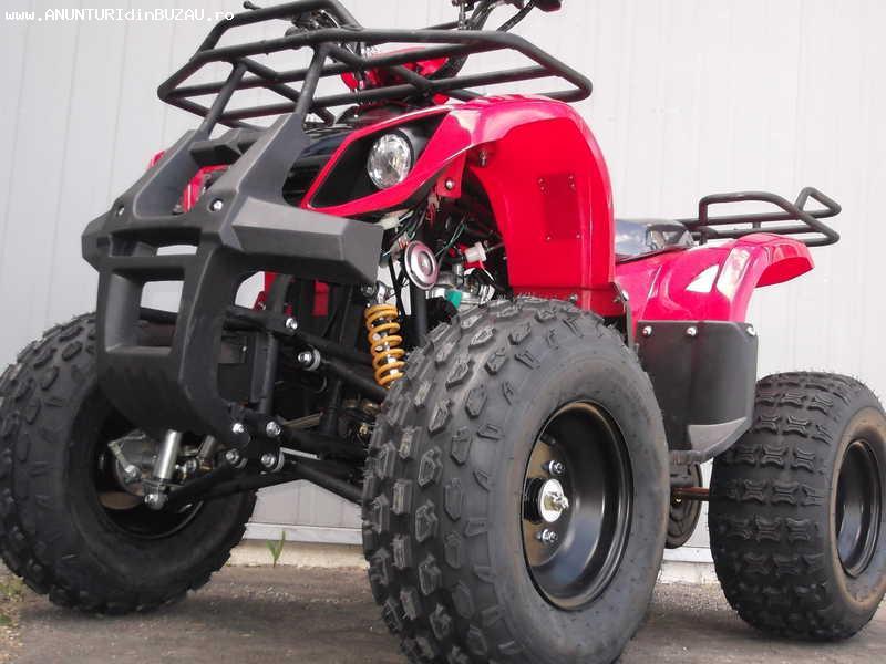 ATV Nou Hummer H8  125cmc Bonus Casca