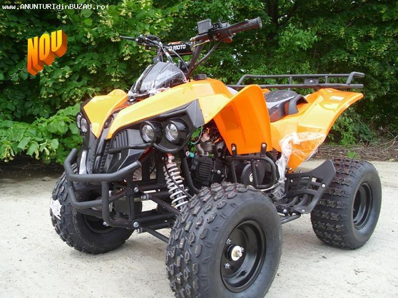 ATV Nou ReneGade S8  125cmc Bonus Casca