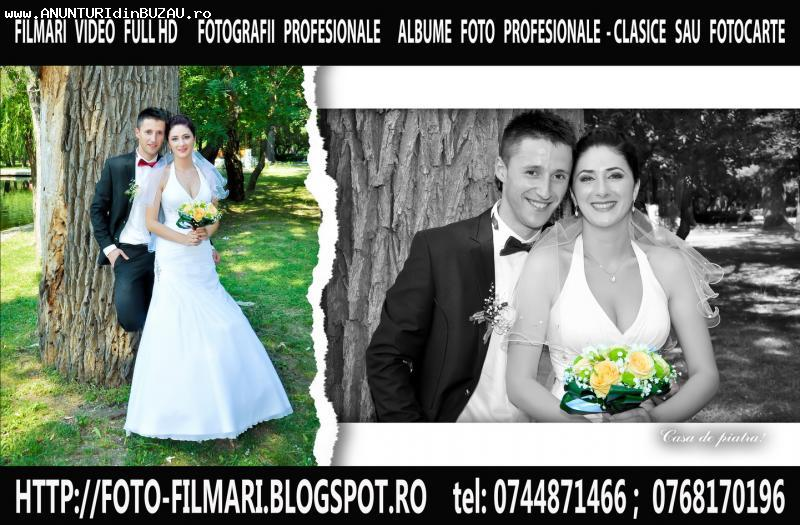 FOTO-FILMARE FULL HD-SONORIZARE-DJ-FUM GREU-ARTIFICII 2015