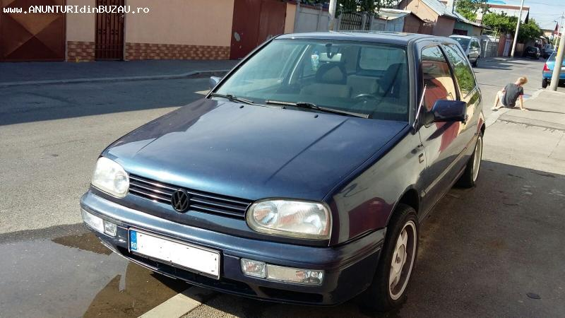 vand golf 3 coupe