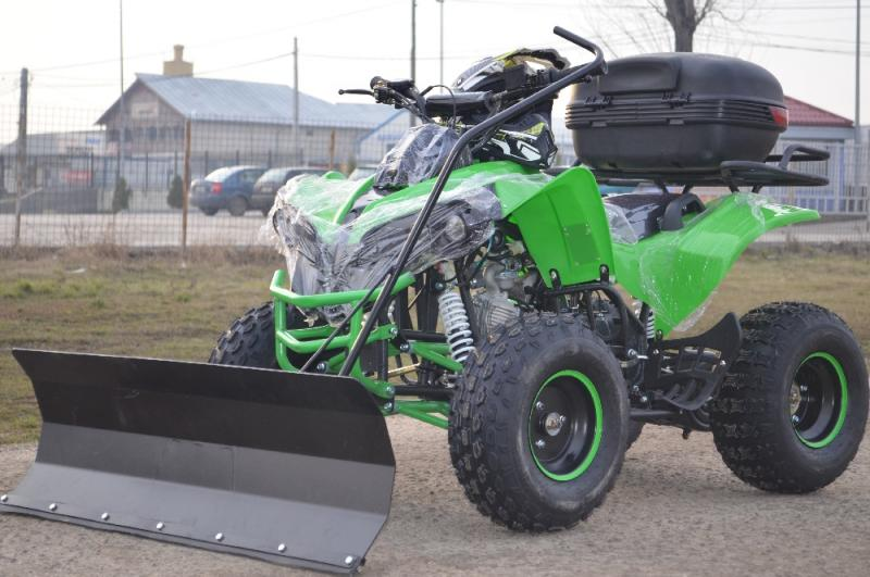 ATV Renegade 125 CC + Casca Cadou IMPORT GERMANY