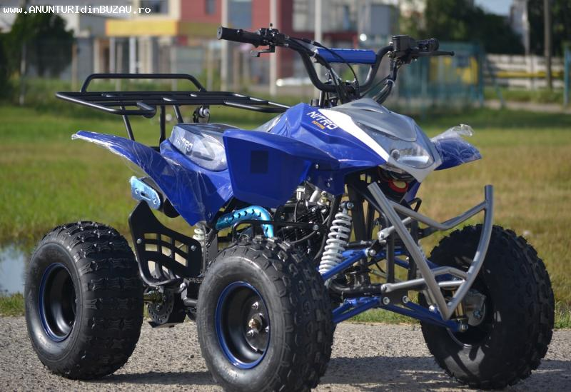 ATV Sport Quad 125cc + Casca Cadou IMPORT GERMANY
