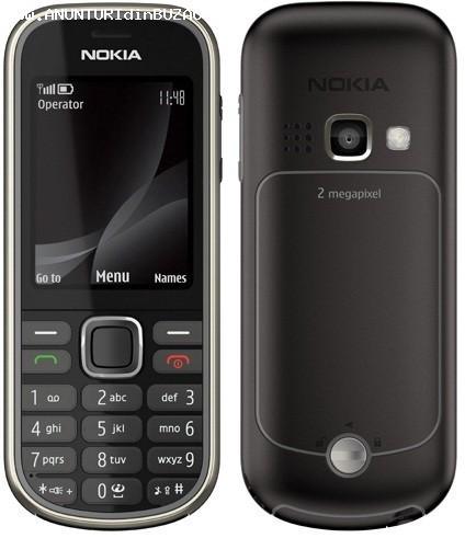 Vand ieftin Nokia 3720 in stare buna, rezistent la apa, praf