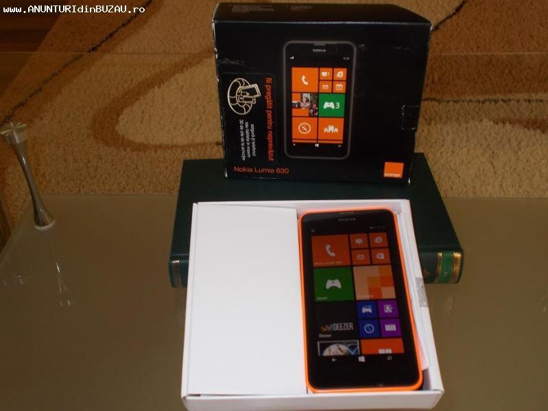 Vand telefon NOKIA Lumia 630,