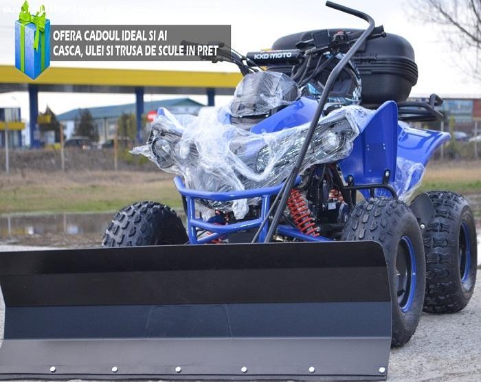 Modele Noi:ATV ReneGade Warrior 125cc Oferta de Sarbatori