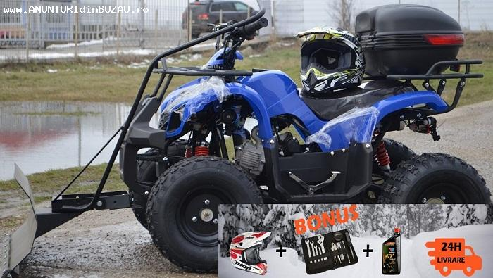 Modele Noi:ATV Grizzly Imperial 3+1 Treapta de forta Oferta