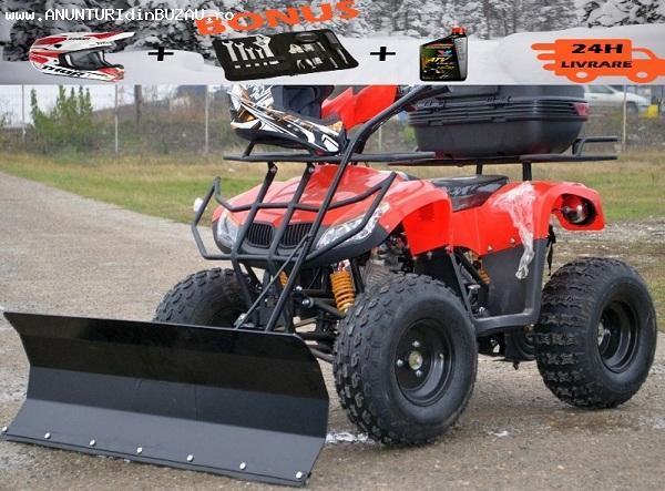 Modele Noi:ATV Bmw Brose 125cc Oferta de Sarbatori