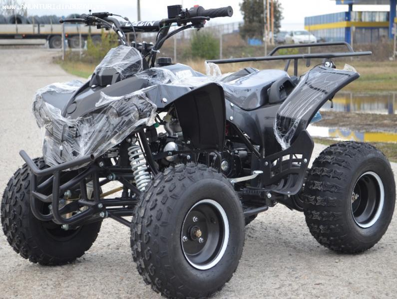 ATV  Renegade 125 CC OFERTA DE SARBATORI