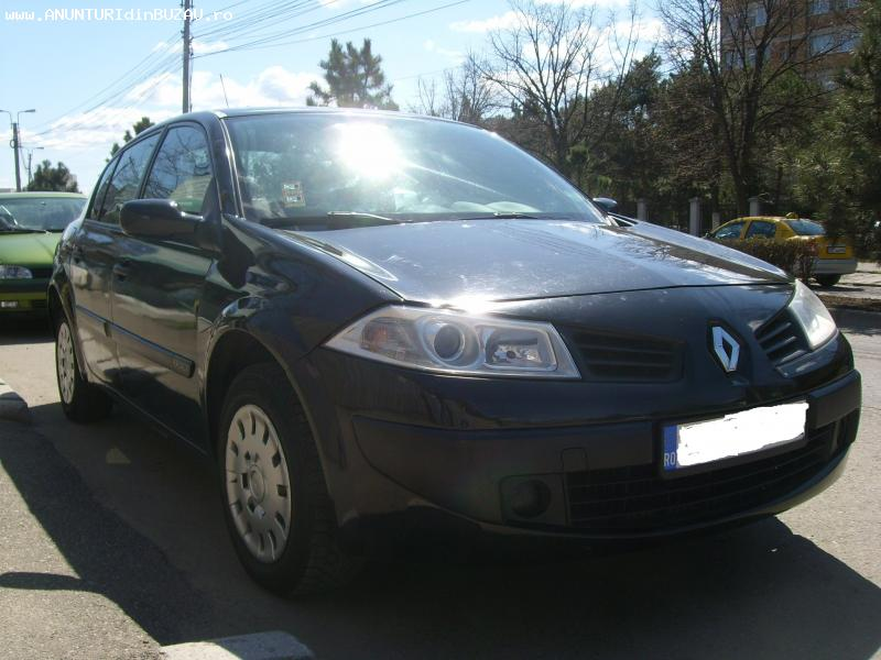 Renault Megane 2-an 2007-Gpl-Taxa Zero-urgent