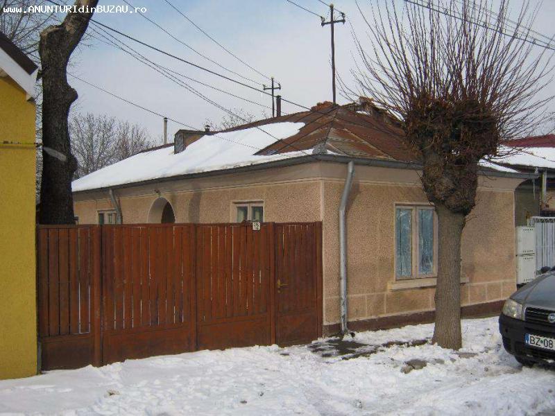 Casa Buzau str. Zefirului - zona centrala