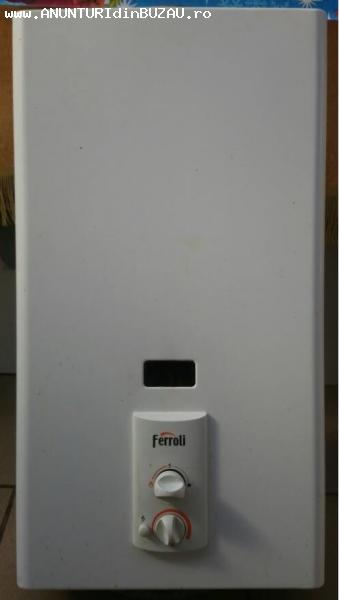 Instant Ferroli - gaz natural