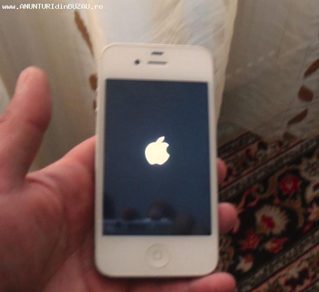 vand iphone 4s alb    .