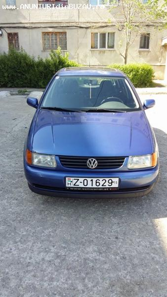 vand vw polo din 1998